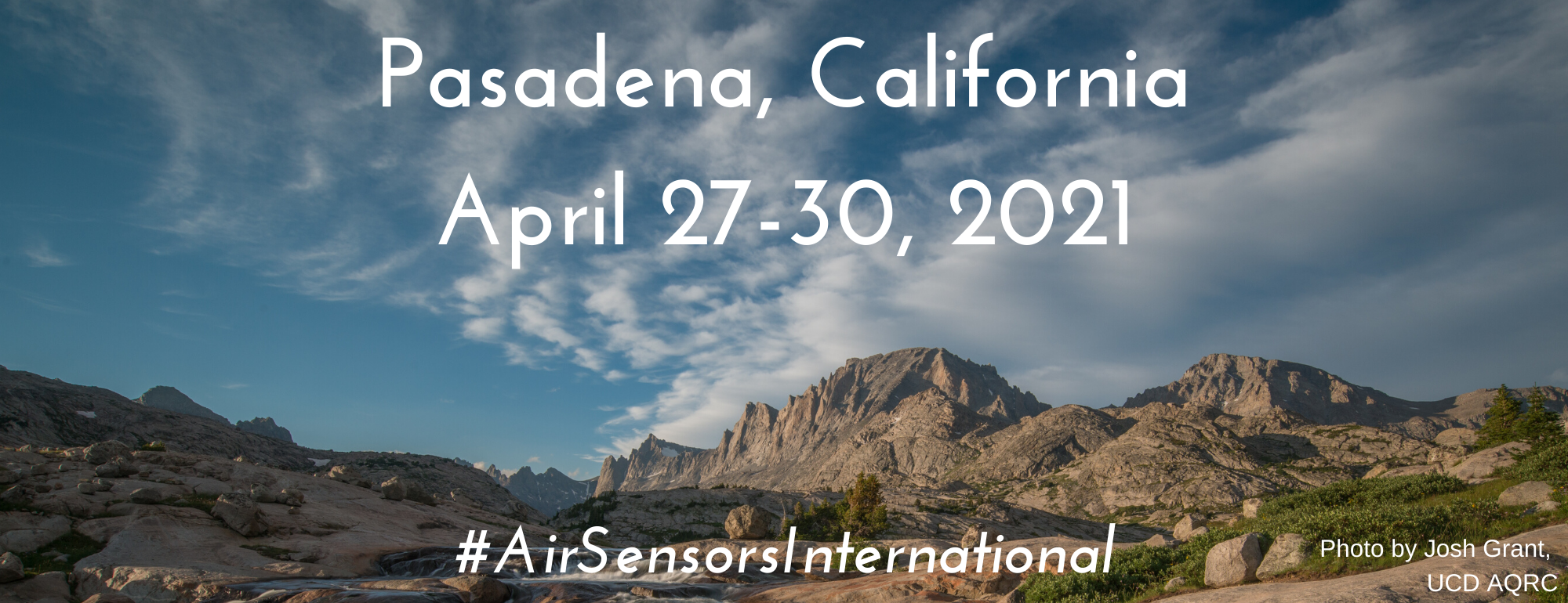 UC Davis Air Quality Research Center Air Sensors International Conference 2021